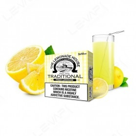 The Lemonade House Traditional Liquido 10 ml pack