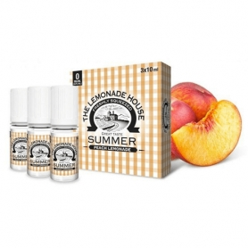 The Lemonade House Summer Eliquid 10 ml pack