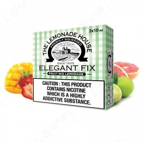 The Lemonade House Elegant Fix Liquido 10 ml pack