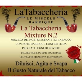 La Tabaccheria Mixture N. 2 Aroma 10 ml