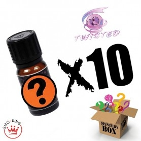 Surpise Pack 10 Twisted Vaping Aromas