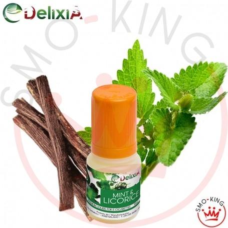 Delixia Mint & Licorice 10ml Nicotine Ready Eliquid