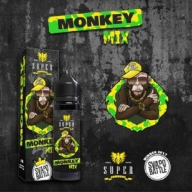 Super Flavor Monkey Mix 50 ml Mix