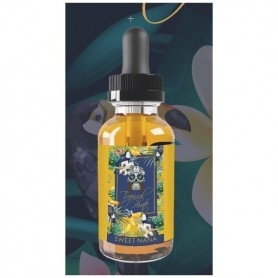Tropical Pirate Sweet Nana 40 ml Mix