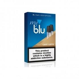 My Blu Liquidpods Cafè Latte
