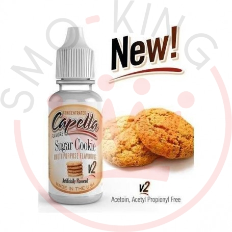 CAPELLA Flavours Sugar Cookie V2 Aroma, 13ml