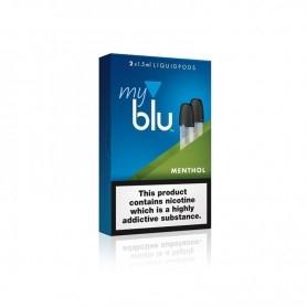 My Blu Liquidpods Menthol