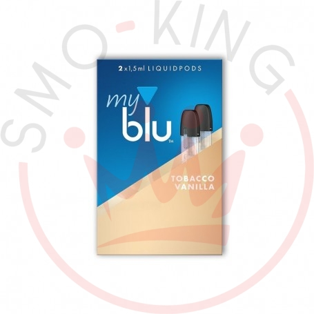 My Blu Liquidpods Tobacco Vanilla