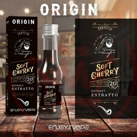 Il Santone Dello Svapo Soft Cherry Aroma Concentrato