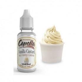 CAPELLA Flavours-Vanilla Custard Aroma, 13ml