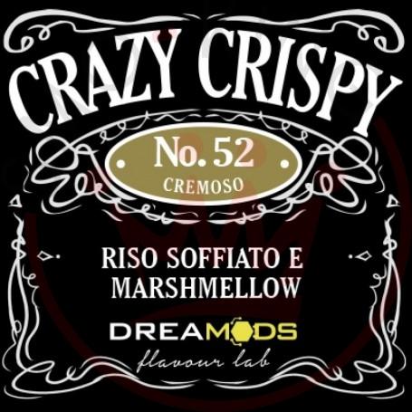 Drea Mods Crazy Crispy No.52 Aroma 10ml