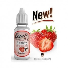 Capella Flaqvours Sweet Strawberry Aroma 13ml