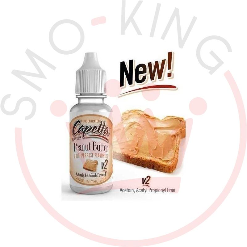 CAPELLA Flavours Peanut Butter V2 Aroma, 13ml