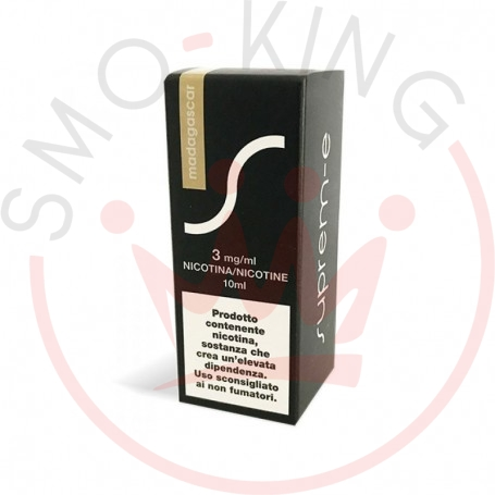 Suprem-e Madagascar Vaniglia Liquido Pronto Nicotina