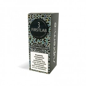 Suprem-e Firstlab N.3 Liquido Pronto Nicotina