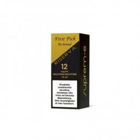 Suprem-e First Pick Rebrand Riserva Liquido Pronto Nicotina