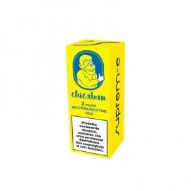 Suprem-e Chicaban Liquido Pronto Nicotina