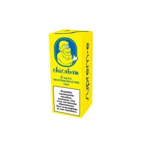 Suprem-e Chicaban Nicotine Eliquid