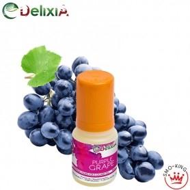 Delixia Purple Grape 10 ml Liquido Pronto Nicotina