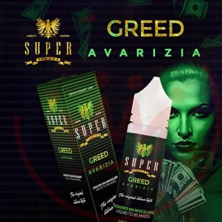 Super Flavor Greed 50 ml Mix