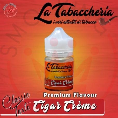 Cigar Crème Classic Taste Liquido La Tabaccheria Aroma 20ml