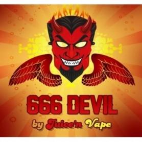 Juice'n Vape 666 Devil Aroma 10ml