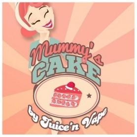 Juice'n Vape Mummy's Cake Aroma 10ml