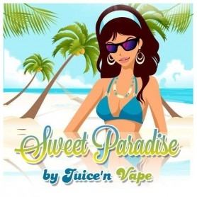Juice'n Vape Sweet Paradise Aroma 10ml