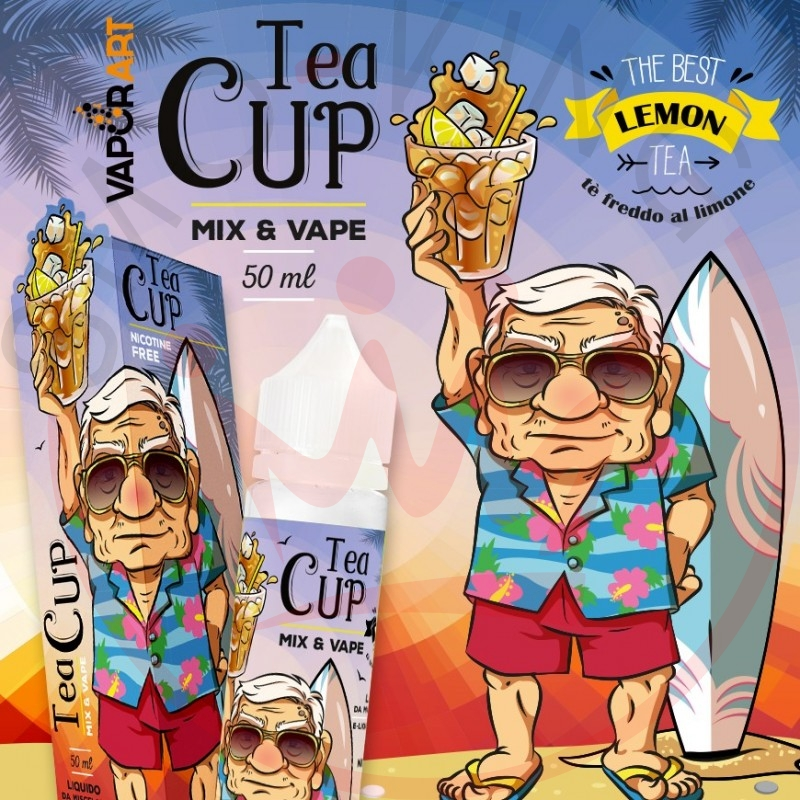 Vaporart Tea Cup 50 ml Mix