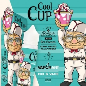 Vaporart Cool Cup 50 ml Mix