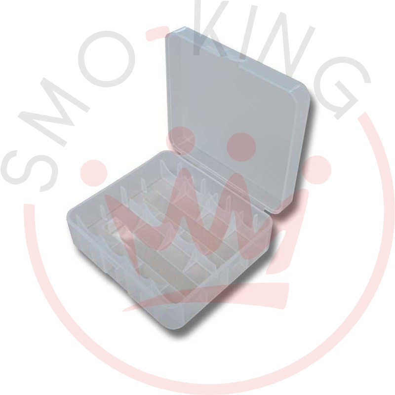 Porta Batterie 18650 4 Posti