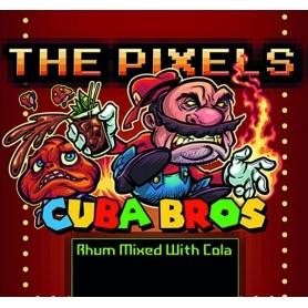 The Pixels Cuba Bros Aroma 10 ml