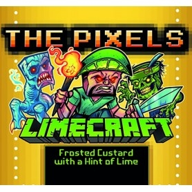 The Pixels Limecraft Aroma 10 ml