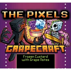 The Pixels Grapecraft Aroma 10 ml