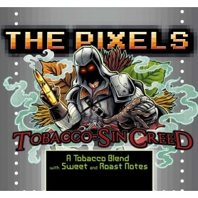 The Pixels Tobacco Sin Creed Aroma 10 ml