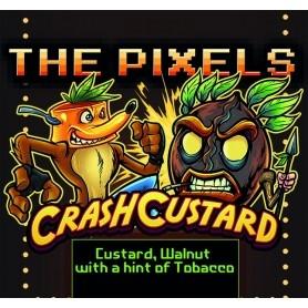 The Pixels Crash Custard Aroma 10 ml