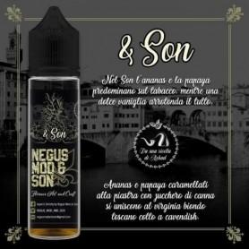 Negus Mod & Son - & Son Aroma 20 ml