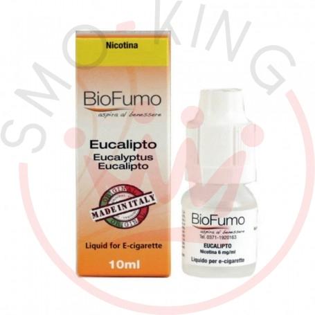 Biofumo Eucalipto Liquido Pronto 10ml