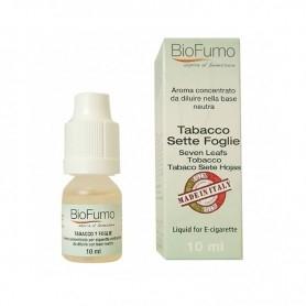 Biofumo Tabacco 7 Foglie Aroma 10 ml