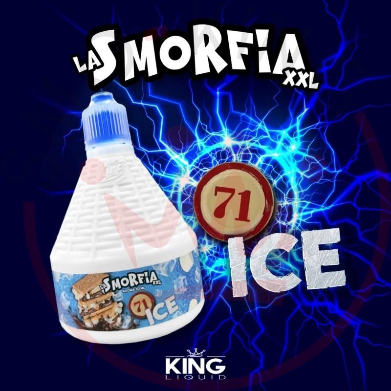 La Smorfia XXL N.71 ICE Aroma 30 ml