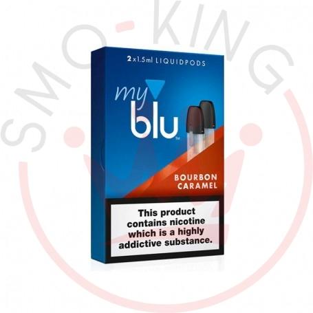 My Blu Liquidpods Bourbon Caramel