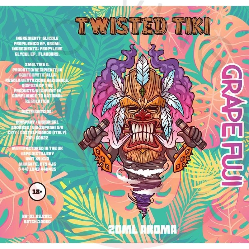 Twisted Tiki Grape Fuji Aroma 20 ml