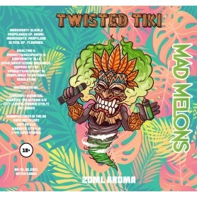 Twisted Tiki Mad Melons Aroma 20 ml
