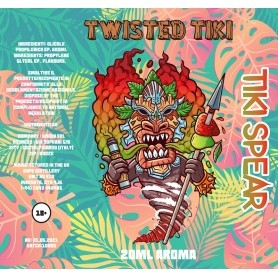 Twisted Tiki Tiki Spear Aroma 20 ml