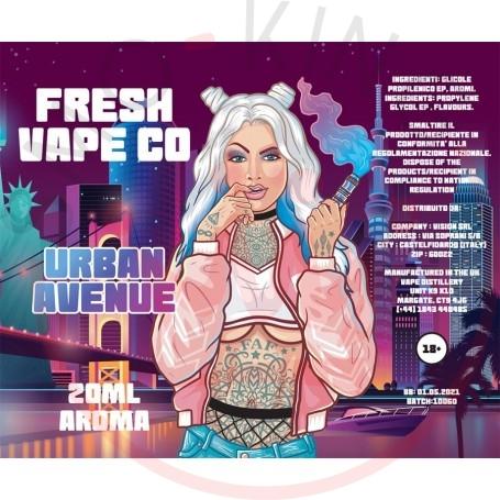 Fresh Vape Co Urban Avenue Aroma 20 ml