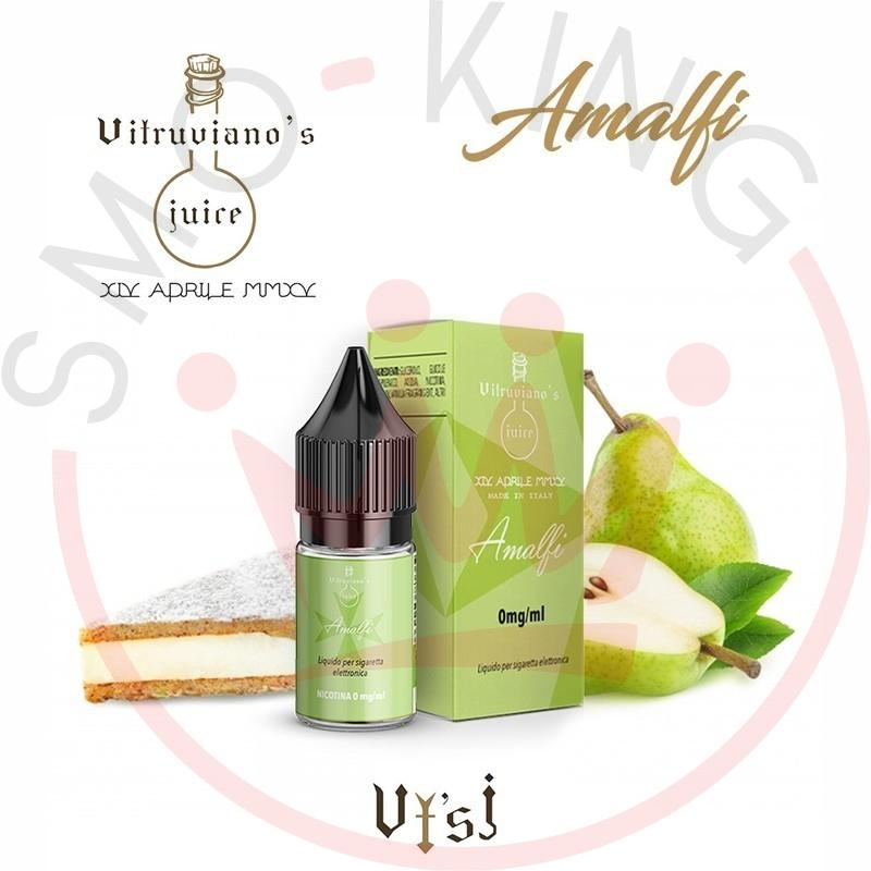 Vitruviano's Juice Eliquid Amalfi 10 ml