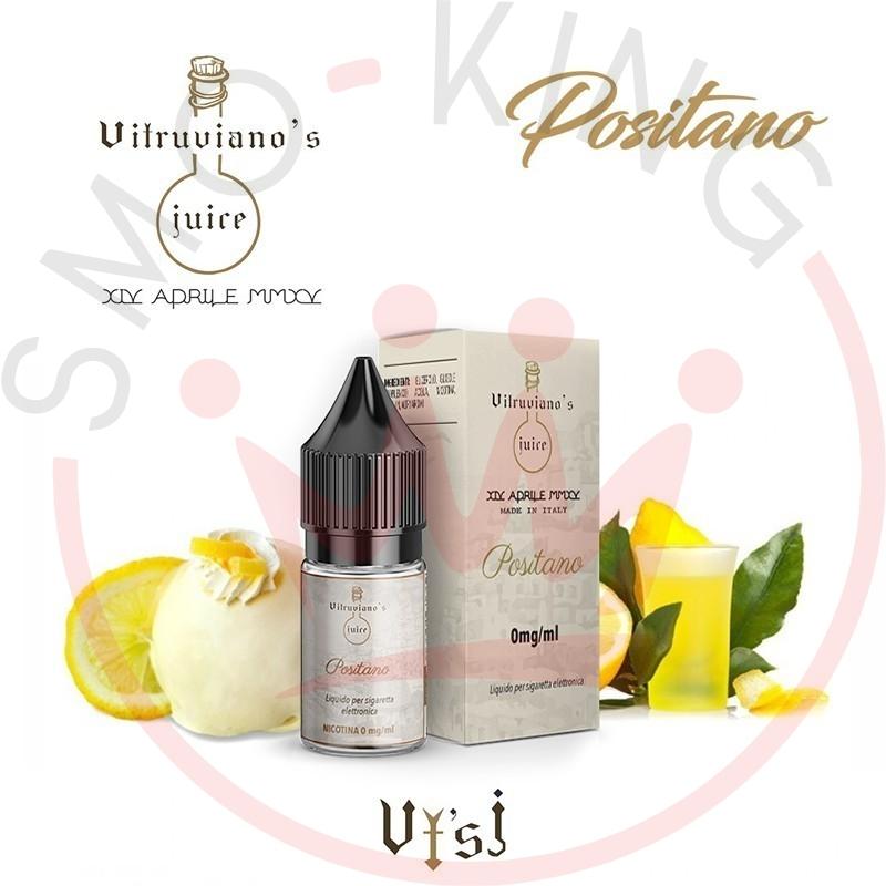 Vitruviano's Juice Liquido Positano 10 ml