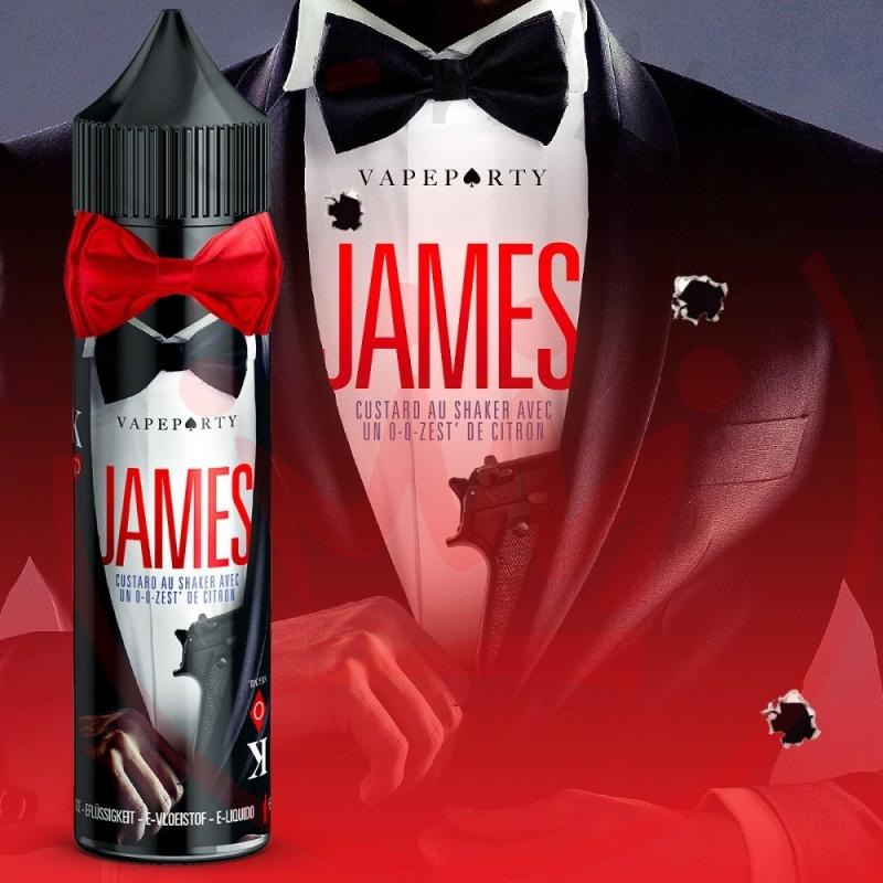 Swoke & Co. James Aroma 20 ml