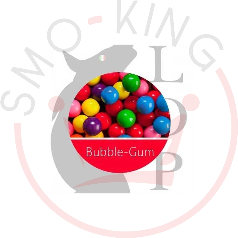 LOP Bubble Gum Flavour 10ml