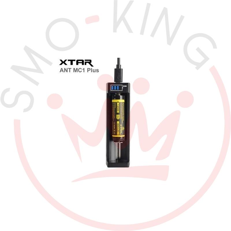 Caricabatterie Xtar MC1 Plus